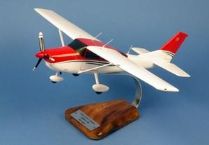 maquette d'avion Cessna 206 Stationair - 48 cm Pilot's Station Quirao idées cadeaux