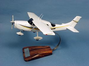 maquette d'avion Cessna 206 Skywagon - 48 cm Pilot's Station Quirao idées cadeaux