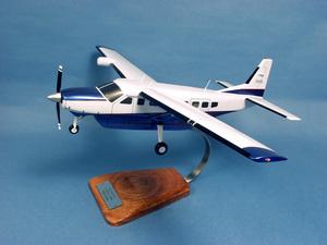 maquette d'avion Cessna 208B Grand Caravan - 49 cm Pilot's Station Quirao idées cadeaux