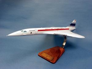 maquette d'avion Concorde 001 F-WTSS  - 56 cm Pilot's Station Quirao idées cadeaux