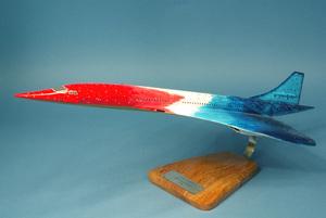 maquette d'avion Concorde n°201 F-WTSB  20st Anniversary  - 62 cm Pilot's Station Quirao idées cadeaux