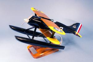 maquette d'avion Curtiss R3C-2-J.H.Doolittle - 40 cm Pilot's Station Quirao idées cadeaux