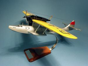 maquette d'avion Dornier Do-18 D2  D-ARUN - 49 cm Pilot's Station Quirao idées cadeaux