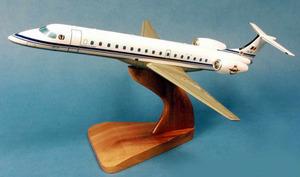 maquette d'avion Embraer 135 Armée de l'Air Belge  Pilot's Station Quirao idées cadeaux