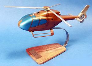 maquette d'helicoptère EC.120 Colibri - 35 cm Pilot's Station Quirao idées cadeaux
