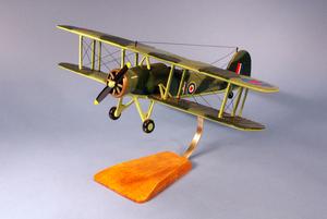 maquette d'avion Fairey Swordfish Royal Navy - 45 cm Pilot's Station Quirao idées cadeaux