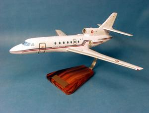 maquette d'avion Falcon 50 - ETEC Alpha - 47 cm Pilot's Station Quirao idées cadeaux