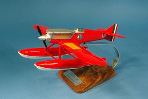 maquette d'avion Fiat C.29  Schneider Trophy  - 31 cm Pilot's Station Quirao idées cadeaux