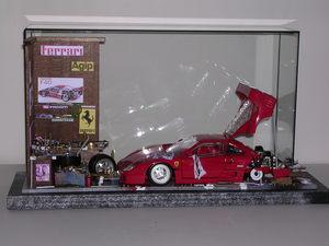Garage auto l sous verre par patrick richard for Garage patrick auto meyzieu