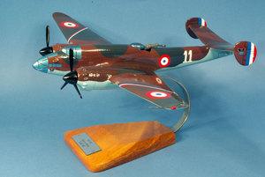 maquette d'avion LeO 451 - 34 cm Pilot's Station Quirao idées cadeaux