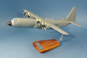 maquette d'avion Lockheed C-130 H30 Franche Comté - 50 cm Pilot's Station Quirao idées cadeaux