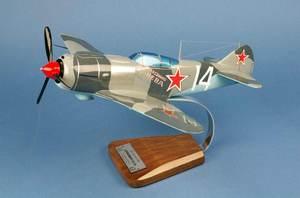maquette d'avion Lavochkin La-5F Capt Ivan Kozhedub Pilot's Station Quirao idées cadeaux