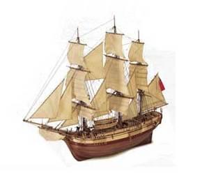 bateau à assembler H.M.S Bounty 1783 - Kit Artesania Latina Quirao idées cadeaux