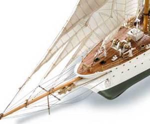 bateau à assembler J.S. Elcano - Kit Artesania Latina Quirao idées cadeaux