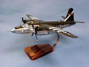 maquette d'avion Martin B-26 Marauder - USAAF - 49 cm Pilot's Station Quirao idées cadeaux