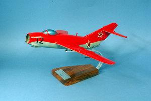 maquette d'avion Mig 15 - Russian Team - 35 cm Pilot's Station Quirao idées cadeaux