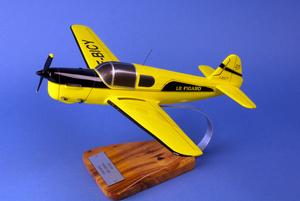 maquette d'avion Nord 1203 Norécrin - 42 cm Pilot's Station Quirao idées cadeaux