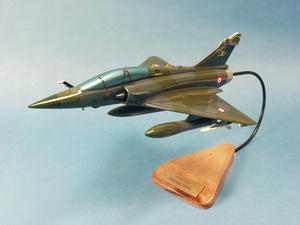 maquette d'avion Mirage 2000.D (disymétrique) - F.A.F - 37 cm Pilot's Station Quirao idées cadeaux