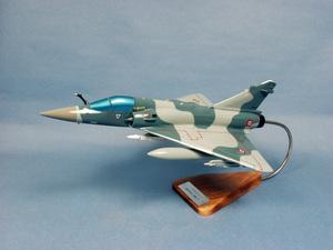 maquette d'avion Mirage 2000-5  - 1/38 - 40 cm Pilot's Station Quirao idées cadeaux