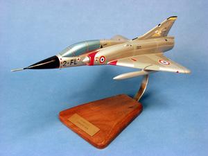 maquette d'avion Mirage III.B - 2/2 Cote d'or - 42 cm Pilot's Station Quirao idées cadeaux