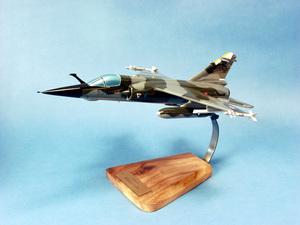 maquette d'avion Mirage F.1CR - F.A.F - 38 cm Pilot's Station Quirao idées cadeaux