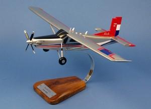 maquette d'avion PC-6 Turbo-Porter - 47 cm Pilot's Station Quirao idées cadeaux