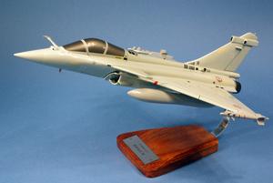 maquette d'avion Rafale M Flotille 14F - 39 cm Pilot's Station Quirao idées cadeaux