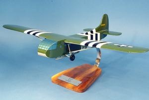 maquette d'avion Waco CG4 USAAF D-DAY - 52 cm Pilot's Station Quirao idées cadeaux
