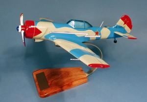 maquette d'avion Yak 50 - 39 cm Pilot's Station Quirao idées cadeaux