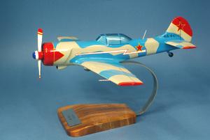 maquette d'avion Yak 52 - 33 cm Pilot's Station Quirao idées cadeaux