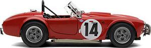miniature de voiture AC Cobra Sebring #14 (Exoto 18135) Exoto Quirao idées cadeaux