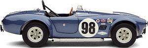 miniature de voiture AC Cobra USRRC Ken Miles #98 (Exoto 17137) Exoto Quirao idées cadeaux