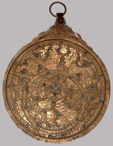 astrolabe, boussole, sextant Astrolabe laiton ancien diamètre 35 cm  Quirao idées cadeaux