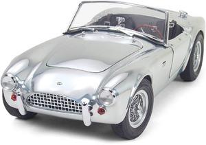 miniature de voiture Cobra Shelby 260 aluminium (Exoto 18121) Exoto Quirao idées cadeaux