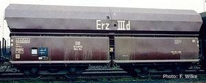 train miniature Coffret N°2 de 4 wagons trémies DB (Roco 66019) Roco Quirao idées cadeaux
