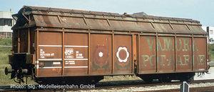 train miniature Coffret 3 wagons ordures NS (Roco 66025) Roco Quirao idées cadeaux