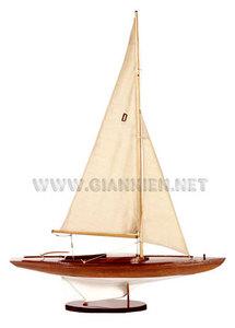 maquette de bateau, voilier, runabout Dragon - 80 cm Gia Nhien Quirao idées cadeaux