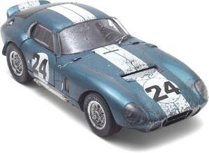 miniature de voiture Cobra Daytona Coupe, Coppa Di Enna, #24 Finish Line excess Exoto Quirao idées cadeaux
