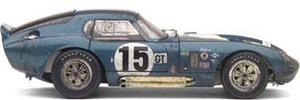 miniature de voiture Cobra Daytona Coupe, Sebring 12 Hours, #15 (Exoto 19015 FLP) Exoto Quirao idées cadeaux