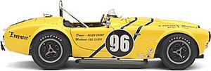 miniature de voiture AC Cobra Santa Barbara #96 (Exoto 19135)1963 Exoto Quirao idées cadeaux