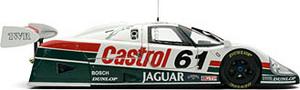 miniature de voiture Jaguar XJ-R9 D, Daytona 24 Hours, #66 Exoto Quirao idées cadeaux