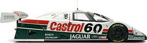 miniature de voiture Jaguar XJ-R9 D, Daytona 24 Hours, #60 Exoto Quirao idées cadeaux