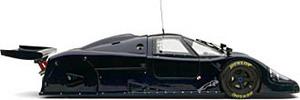 miniature de voiture Jaguar XJ-R9 LM Standox Atlantis Blue (MTB 000100) Exoto Quirao idées cadeaux