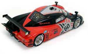 miniature de voiture Lexus Riley  Shank Racing  2ème Daytona 2006 Challange Quirao idées cadeaux
