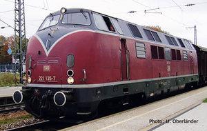 train miniature Loco Diesel 221 DB (Roco 62841) Roco Quirao idées cadeaux
