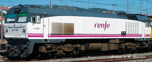 train miniature Loco Diesel 319.3 RENFE (Roco 68757) Roco Quirao idées cadeaux