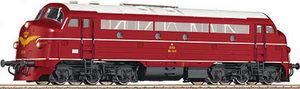 train miniature Loco Diesel Nohab MY DSB (Roco 62853) Roco Quirao idées cadeaux