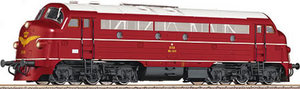 train miniature Loco Diesel Nohab MY DSB (Roco 68852) Roco Quirao idées cadeaux