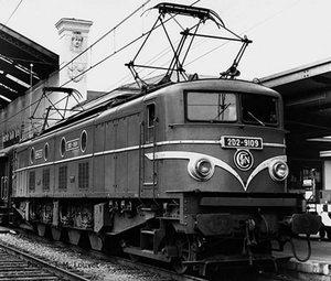 train miniature Loco élec 2D2 9100 GRG 1 SNCF (Roco 68472) Roco Quirao idées cadeaux