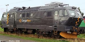 train miniature Loco élec El 16  CargoNet  NSB (Roco 63875) Roco Quirao idées cadeaux